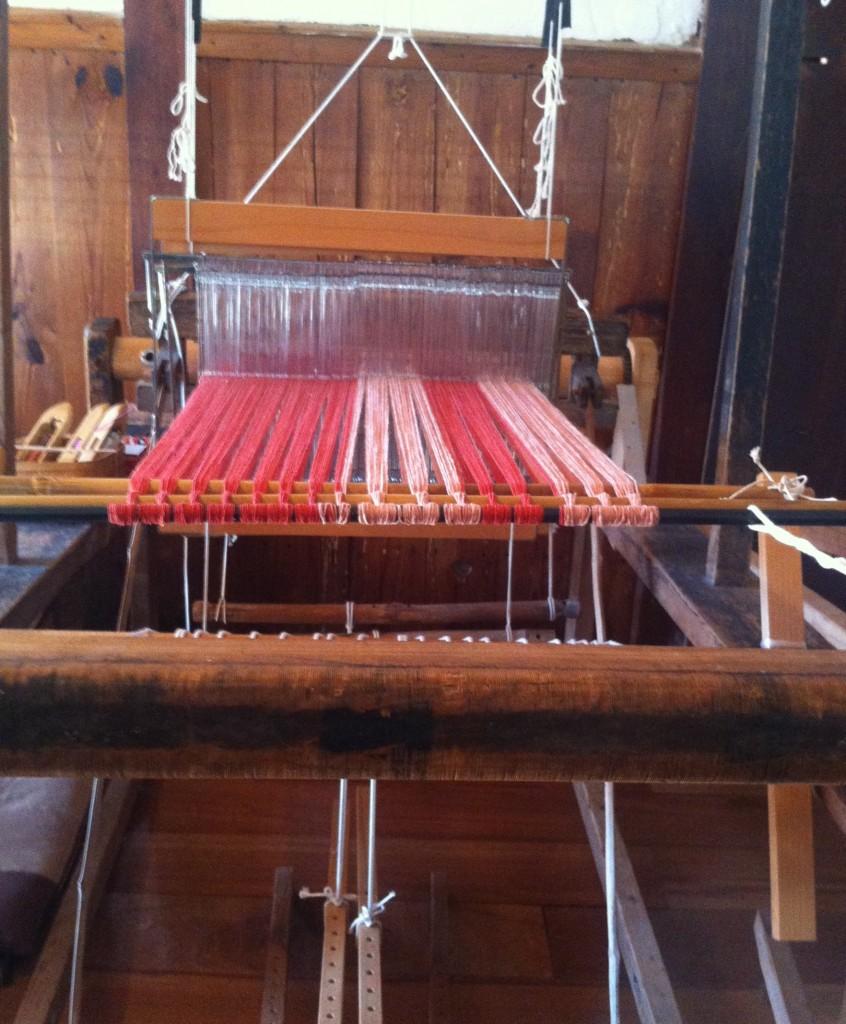 織りあがり