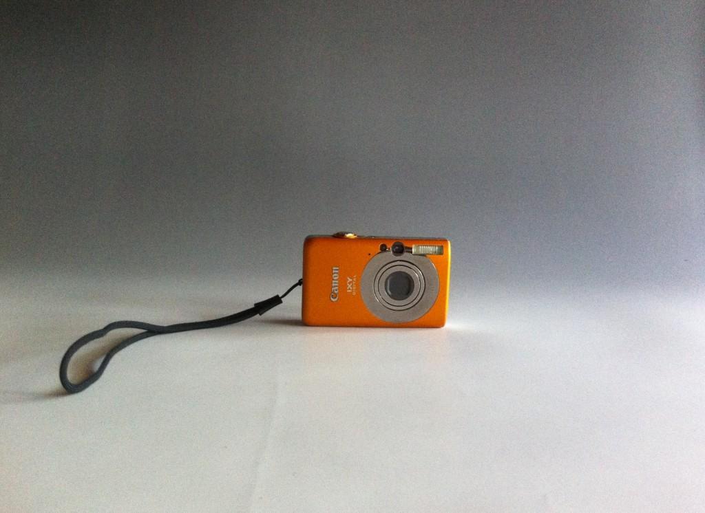 撮影用カメラ