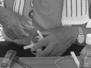 竹細工の技術