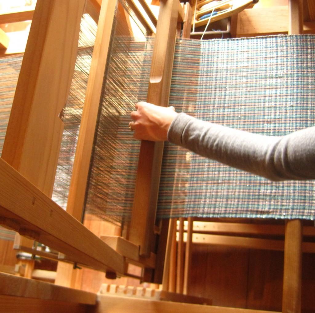 weaving weaving