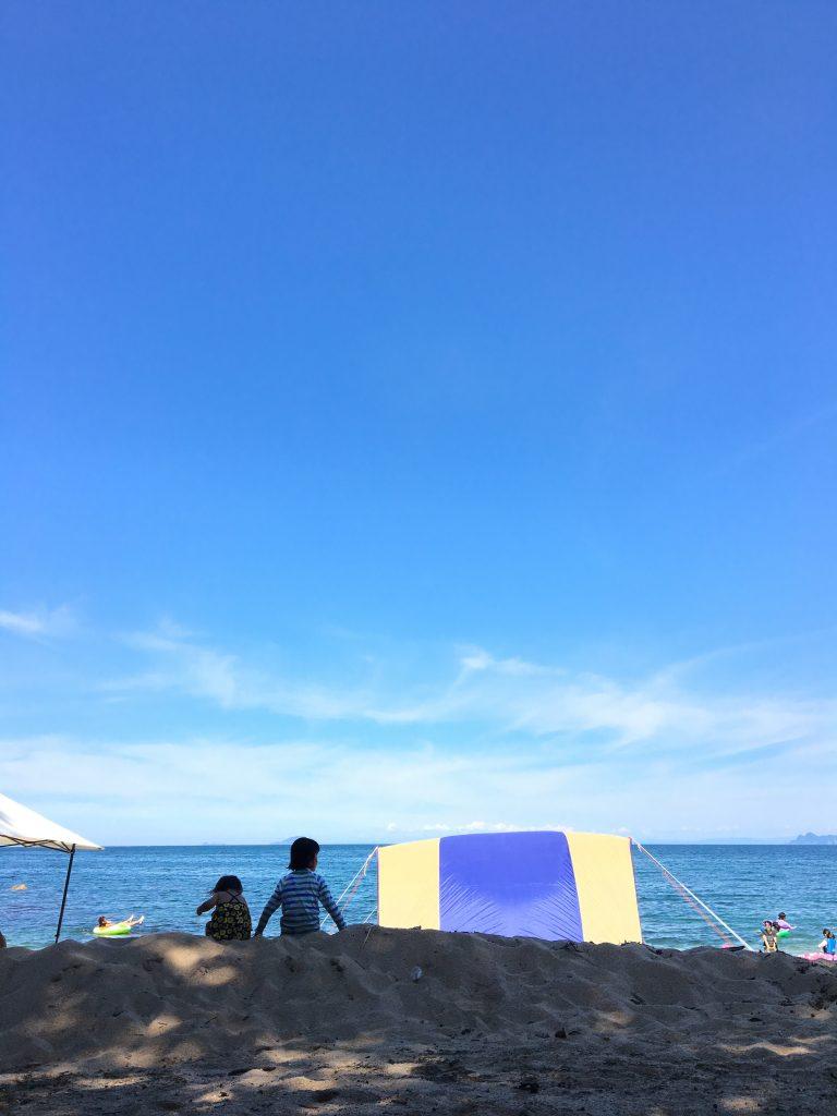 またまた海へ